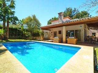4 bedroom Villa in Xabia, Valencia, Spain : ref 5620818
