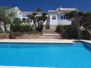 5 bedroom Villa in Xàbia, Valencia, Spain : ref 5395028