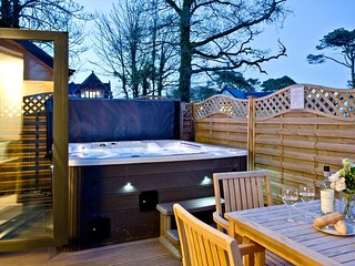 Lodge 4, Beyond Escapes located in Paignton, Devon