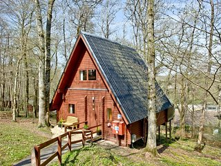 Tree Tops, Finlake Lodges located in Chudleigh, Devon