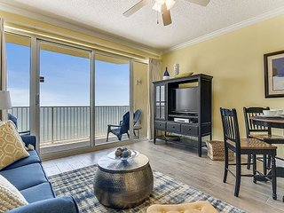 1/1 NEWLY RENOVATED WITH GULF FRONT VIEWS!FREE Activities with stay~BOOK NOW!