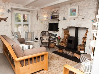 Number One - Nanjivey Row, St Ives - Sleeps 4 - With Off Site Parking