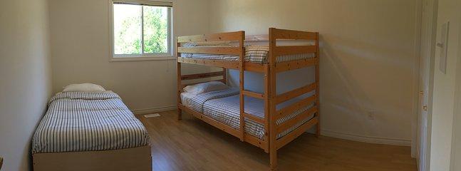 Upper floor bedroom 5