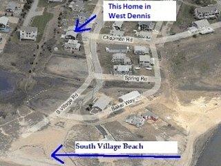 A Beach House at South Village Beach, South Village Road 41