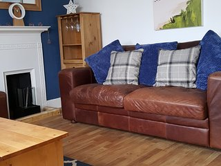 4 bed house with sea views close to East Sands beach St Andrews