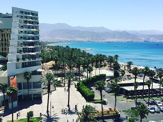 Beautiful Eilat city.