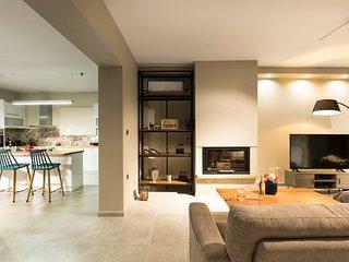 Evangelie' residence a brand new design apartment