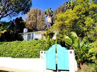 Beautiful Pacific Palisades Hillside House - Walk to Beach