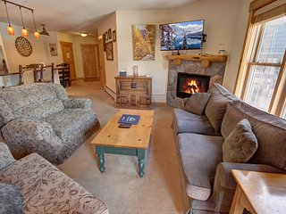 Tenderfoot Lodge 2643 Updated 2bdrm Condo by Summitcove Lodging