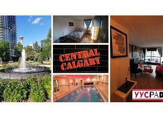 YYCPAD - Beltline w/ Pool, Gym & Sauna
