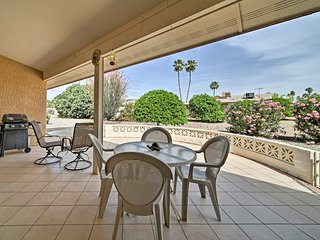 NEW! Cozy Sun City West Home w/ Furnished Patio!