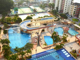Playa Almendro es un moderno y exclusivo conjunto vacacional de departamentos