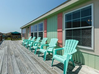 NEW LISTING! Dog-friendly, oceanview home moments from beach