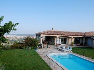 vue panoramique Aix en Provence