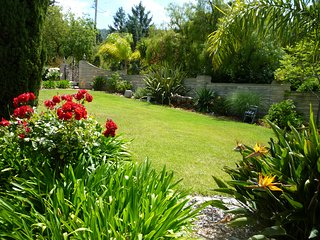 Furnished Gated House in a 1.5 Acre Garden- Prime area.
