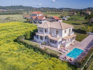 Astarte Villas - Perseida Luxurious Private Villa with Private Pool