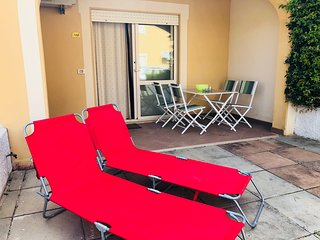 One bedroom apartments with air conditioning Pizzo Beach Club