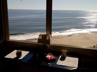 OCEANFRONT Condo~All Seasons Balcony~Steps To The Beach~MINI-WEEKS AVAILABLE!