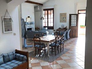 Loft au calme de 100 m2 avec terrasse sud de 30 m2 / Classé 3 clés à Clévacances