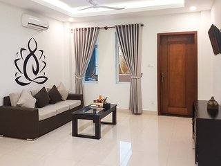 2 bedrooms Apartment at La Belle Residence (fast internet)