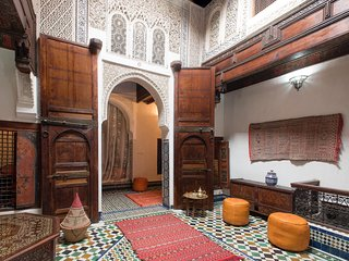 Your home in the Fez Medina