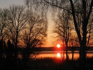 Grosse 3,5-Zi Ferienwohnung in Plau am See direkt am Plauer See