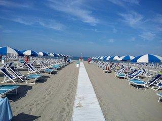 Splendida occasione per una vacanza con la famiglia a Viareggio