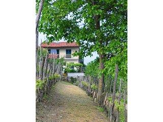 Landhaus Allegria im Piemont. Naturoase fur 6 Pers. zur Alleinnutzung mit WLAN