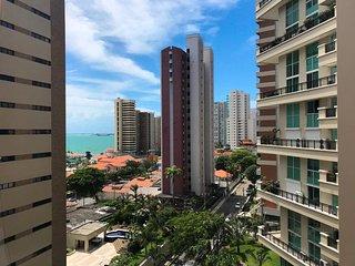Apartamento com vista para a Beira Mar de Fortaleza
