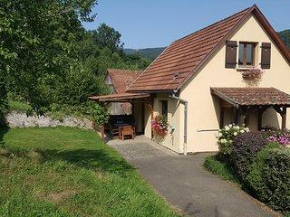 Gîte Les Tourterelles (Vallée de Munster, Alsace)