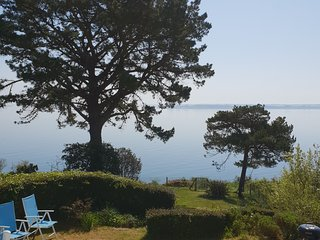 Charmante petite maison Vue mer imprenable Presqu'ile de Crozon, Roscanvel