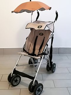 Pushchair  (for rent on demand)