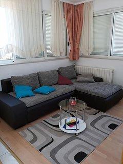 angular sofa living room