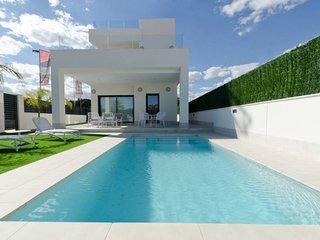 Villa de luxe La Marina Beach
