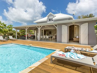 Palm Villa : Maison de vacances en Martinique