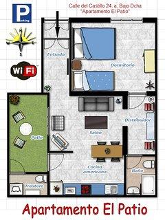 Apartamento El Patio