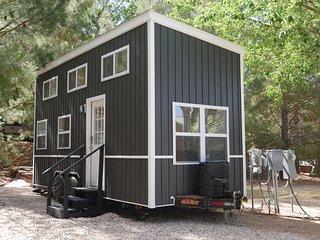 Hygge Tiny Home. ('HUE-gah')
