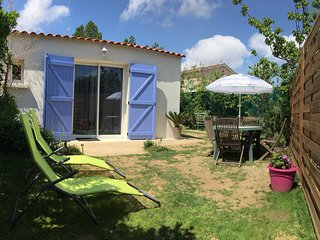 Little house whis garden 30m2 for 4 or 5p  on French Riviera