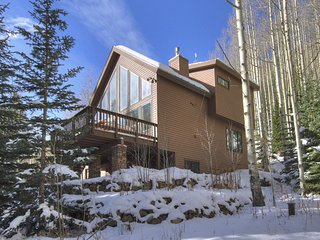 Aspen House in Breckenridge