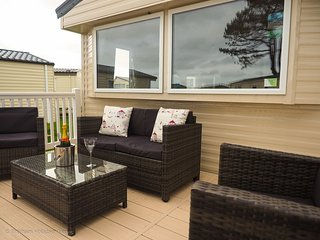 Springfield B6 - Landscove Holiday Park Brixham - Luxury Platinum Caravan with f