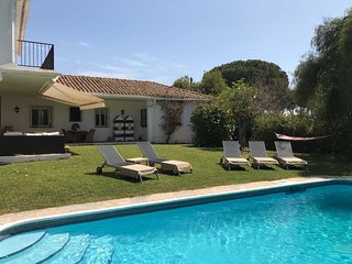 VILLA NEXT TO BEACH AND NEAR MARBELLA