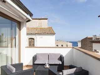 House 100 m. from the beach in Tossa