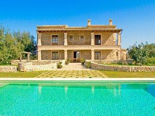 4 bedroom Villa in es Barcares, Balearic Islands, Spain : ref 5400529