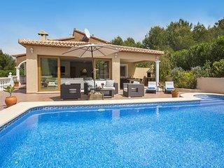 2 bedroom Villa in Benitachell, Valencia, Spain : ref 5046925