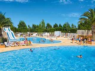 Location Mobile Home 6 personnes Vic-la-Gardiole Camping Europe 4 étoiles