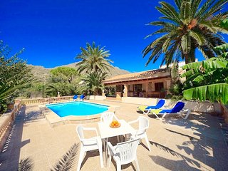 2 bedroom Villa in Port de Pollença, Balearic Islands, Spain : ref 5400567