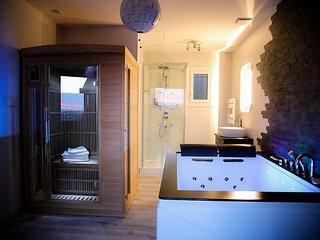Bulle d'extase : jacuzzi et sauna privés Saint Raphael