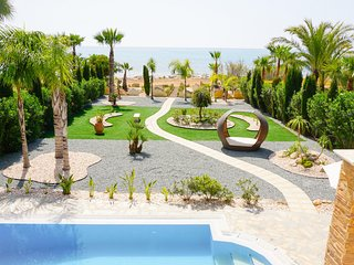Sea Front Costa Blu - Modern and Luxurious Sea Front Villa in Exclusive