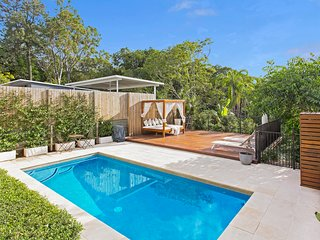 Inner City Luxury Retreat & Spa I BRISBANE HOUSE