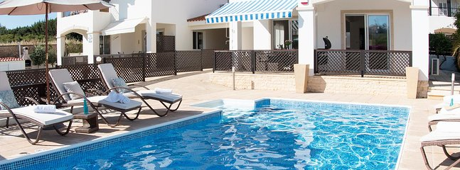 Villa Crystal - Modern Villa with BBQ and Free Wifi and UK Channels. Only 350